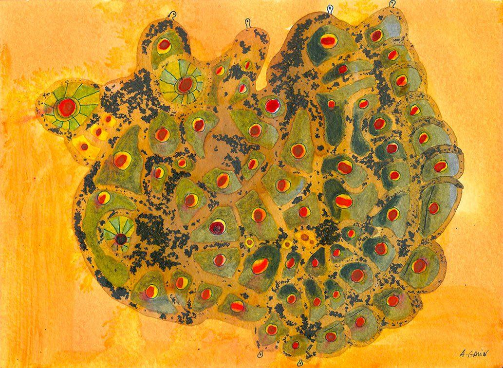Bacteris I.IX